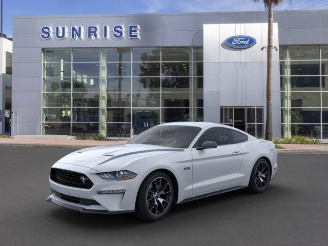 2020 Ford Mustang ECO  Intercooled Turbo Premium Unleaded I-4 2.3 L/140 [0]