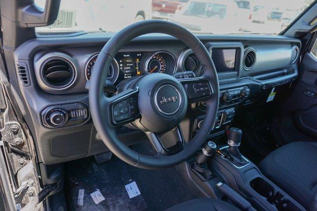 New 2020 Jeep Wrangler Sport S 4x4