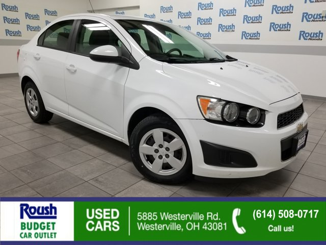 Used 2015 Chevrolet Sonic in Westerville, OH