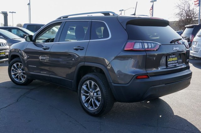Used 2019 Jeep Cherokee Latitude Plus FWD