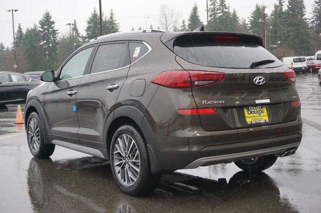 New 2020 Hyundai Tucson Ultimate AWD
