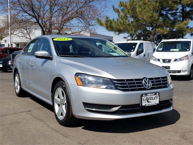 Used 2013 Volkswagen Passat in Fort Collins, CO