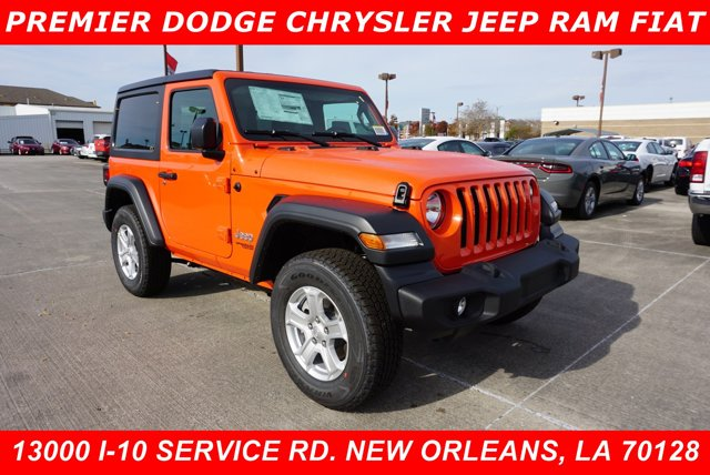 New 2019 Jeep Wrangler in New Orleans, LA