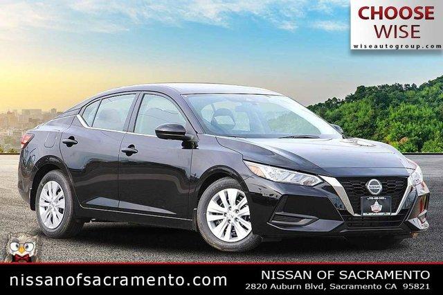 2020 Nissan Sentra S S CVT Regular Unleaded I-4 2.0 L/122 [17]