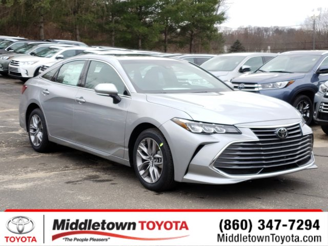 New 2020 Toyota Avalon in Middletown, CT