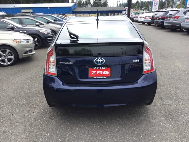 Used 2014 Toyota Prius 5dr HB Four