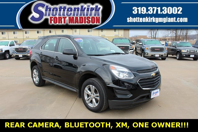 Used 2016 Chevrolet Equinox in Fort Madison, IA
