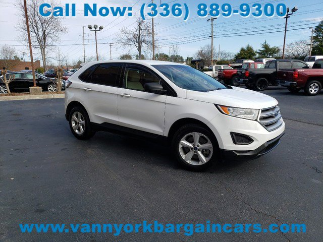 Used 2017 Ford Edge in High Point, NC