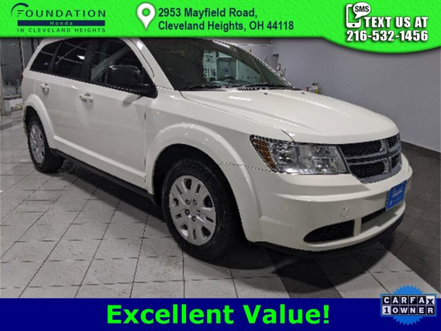 Used 2017 Dodge Journey in Cleveland Heights, OH