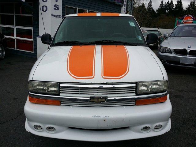 Used 1996 Chevrolet Blazer 2dr LS