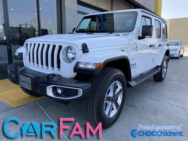 Used 2019 Jeep Wrangler Unlimited in Rialto, CA