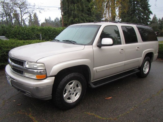 Used 2006 Chevrolet Suburban 4dr 1500 4WD LT