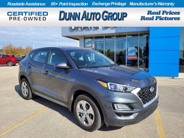 2019 Hyundai Tucson * ESSENTIAL AWD * REMOTE ENTRY * POWER LIFTGATE * Essential AWD w/Safety Package Regular Unleaded I-4 2.0 L/122 [8]
