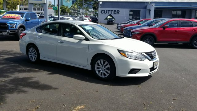 Used 2017 Nissan Altima in Honolulu, HI
