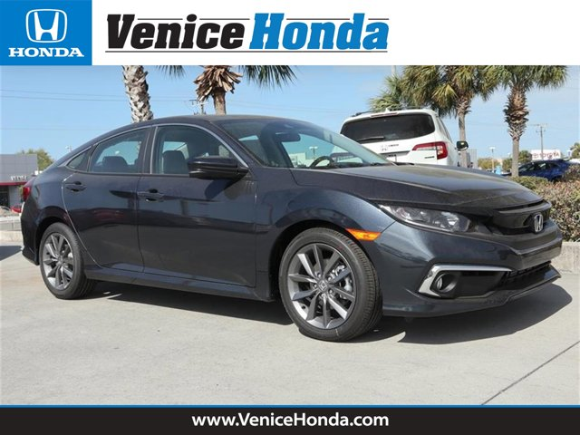 New 2020 Honda Civic Sedan in Venice, FL