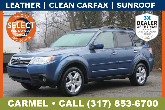 Used 2010 Subaru Forester in Indianapolis, IN