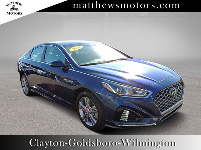 Used 2019 Hyundai Sonata in Wilmington, NC