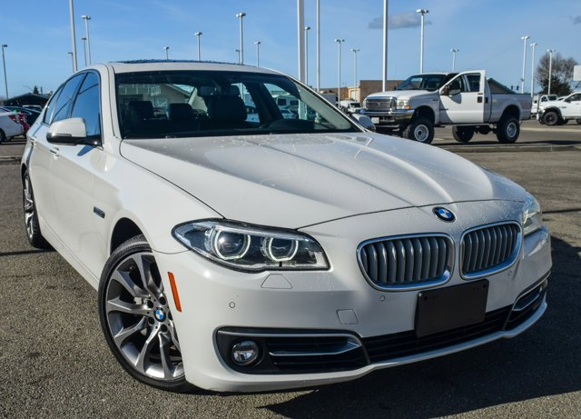 Used 2014 BMW 5 Series in Stockton, CA