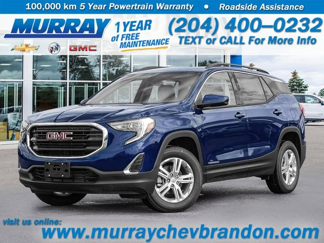2021 GMC Terrain SLE AWD 4dr SLE Turbocharged Gas/E15 I4 1.5L/92 [3]