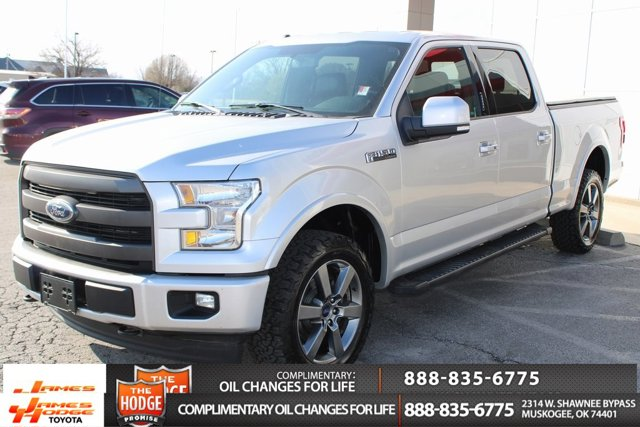 Used 2017 Ford F-150 in Muskogee, OK