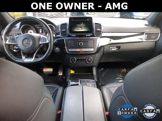 2017 Mercedes-Benz GLE AMG GLE 63