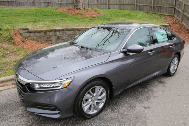 New 2020 Honda Accord Sedan in High Point, NC
