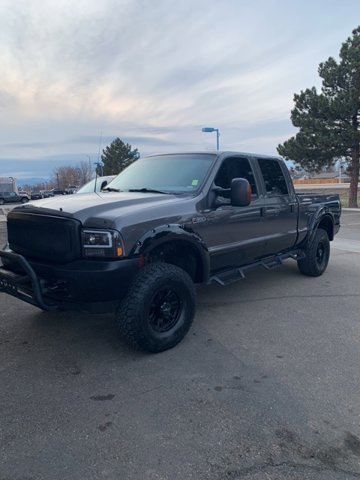 Used 2003 Ford Super Duty F-350 SRW in Fort Collins, CO