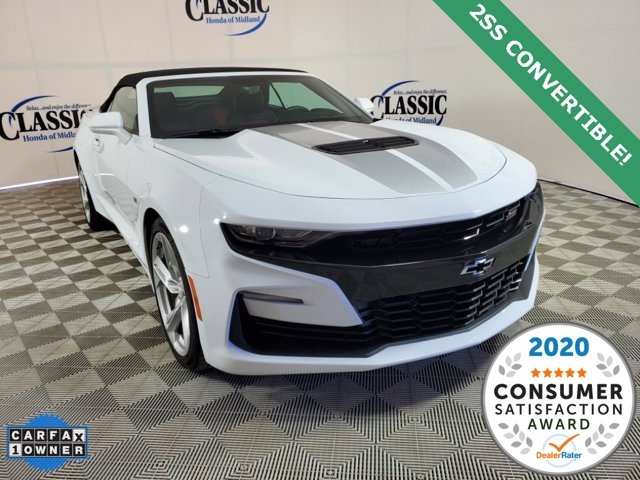 Used 2019 Chevrolet Camaro in Midland, TX