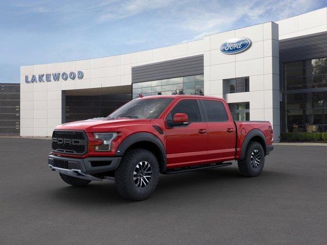 New 2020 Ford F-150 in Tacoma, WA