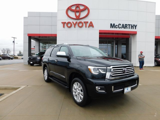 Used 2020 Toyota Sequoia in Sedalia, MO
