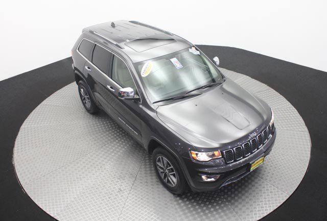 2017 Jeep Grand Cherokee for sale 123313 2