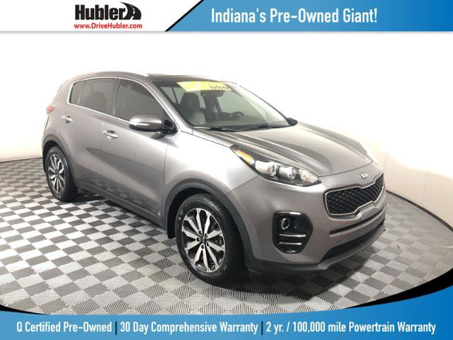 Used 2017 KIA Sportage in Indianapolis, IN