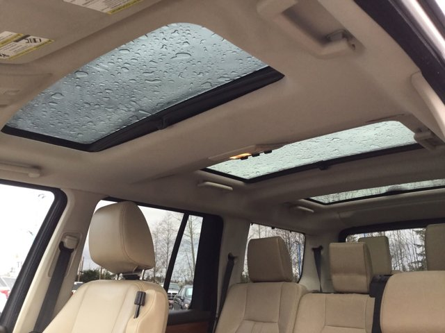 Used 2013 Land Rover LR4 4WD 4dr HSE