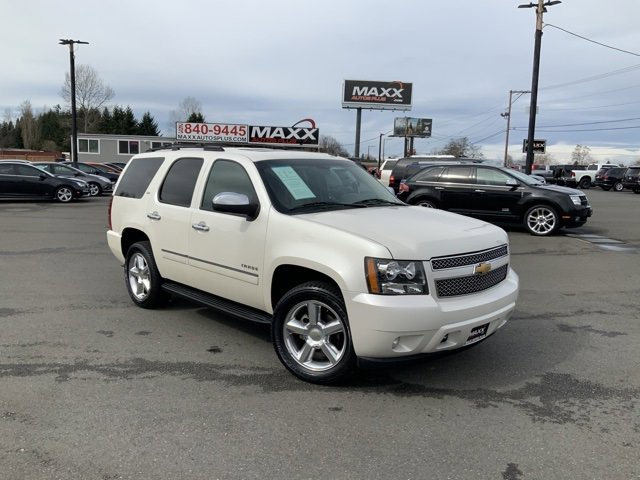 Used 2012 Chevrolet Tahoe in Puyallup, WA