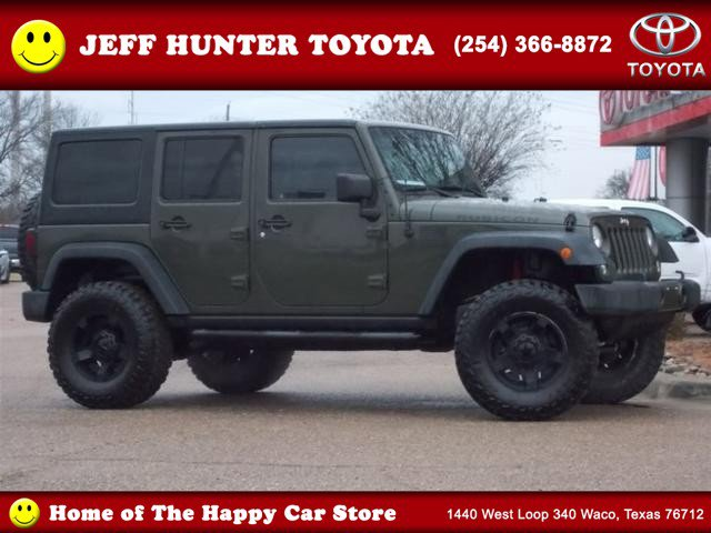 Used 2015 Jeep Wrangler Unlimited in Waco, TX