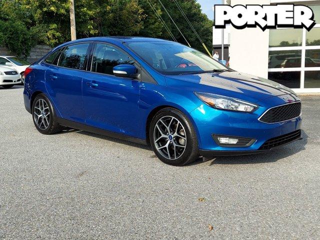 2018 Ford Focus SEL SEL Sedan Regular Unleaded I-4 2.0 L/122 [5]