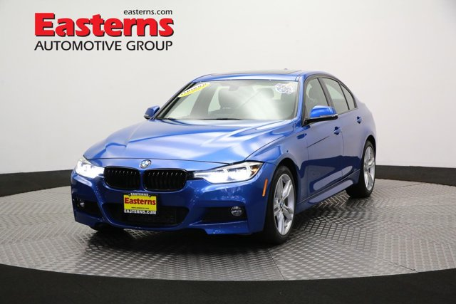 2016 BMW 3 Series 328i xDrive M-Sport 4dr Car