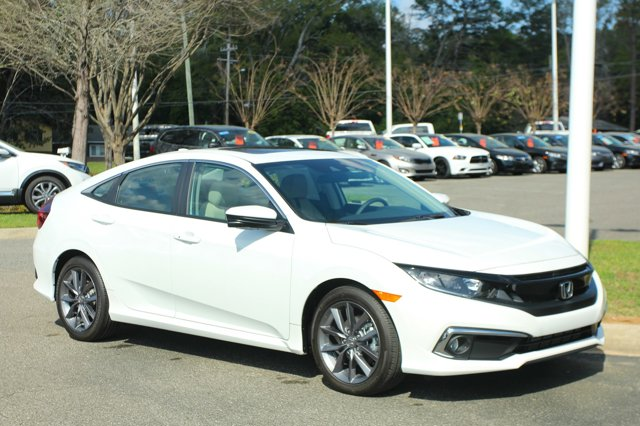 New 2020 Honda Civic Sedan in Tallahassee, FL