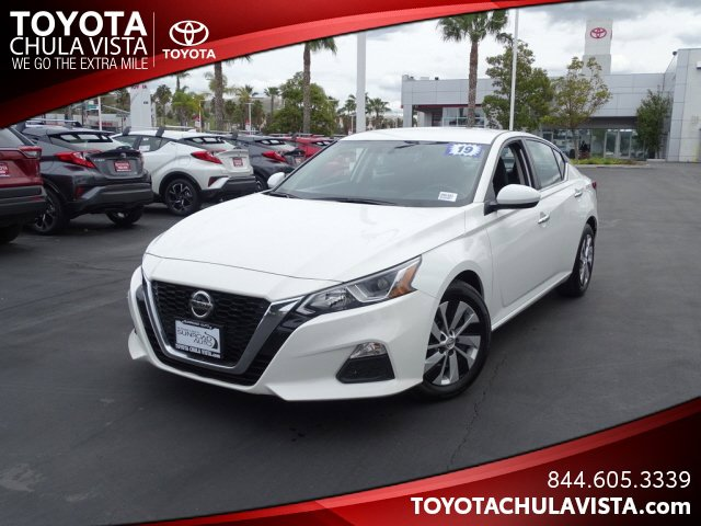 Used 2019 Nissan Altima in El Cajon, CA