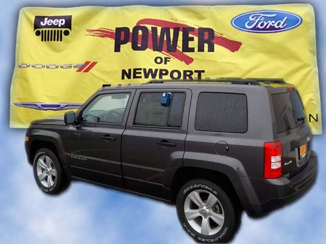 Used 2016 Jeep Patriot 4WD 4dr Sport