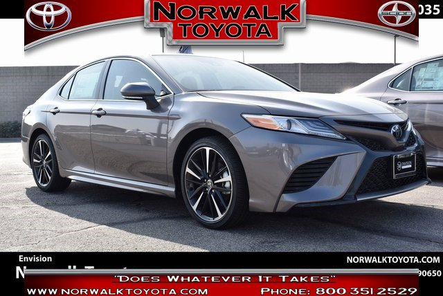 2020 Toyota Camry XSE XSE Auto Regular Unleaded I-4 2.5 L/152 [19]