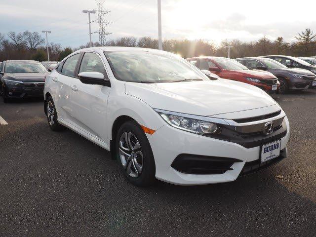 New 2017 Honda Civic Sedan in Marlton, NJ