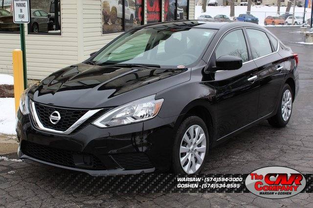 Used 2018 Nissan Sentra in Warsaw, IN