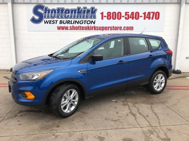 New 2019 Ford Escape in West Burlington, IA