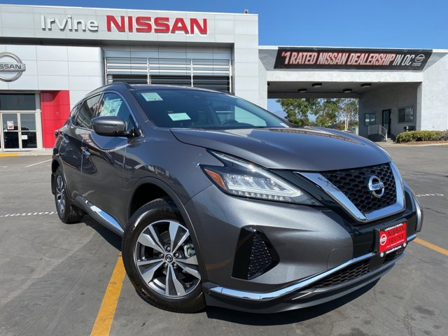 2020 Nissan Murano SV FWD SV Regular Unleaded V-6 3.5 L/213 [3]