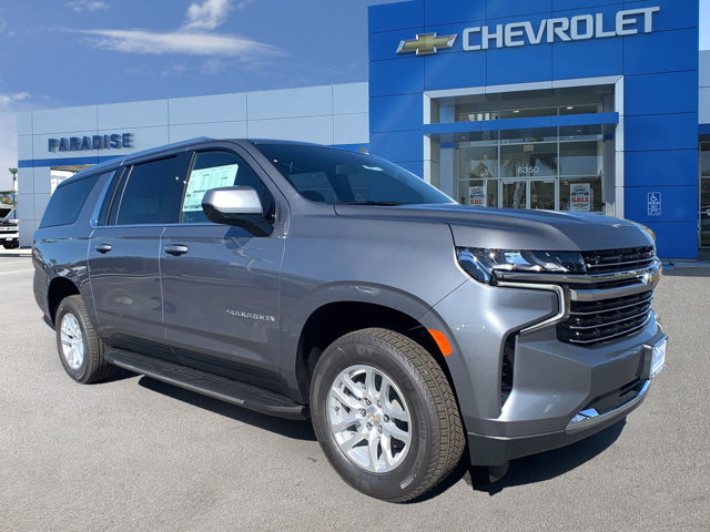2021 Chevrolet Suburban LT 2WD 4dr LT Gas V8 5.3L/ [11]