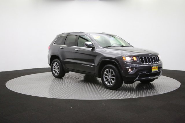 2016 Jeep Grand Cherokee for sale 124307 44