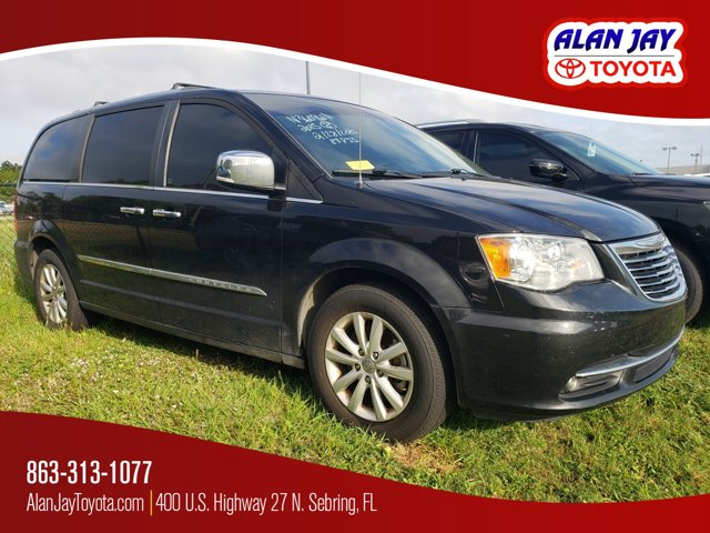 Used 2015 Chrysler Town & Country in Sebring, FL