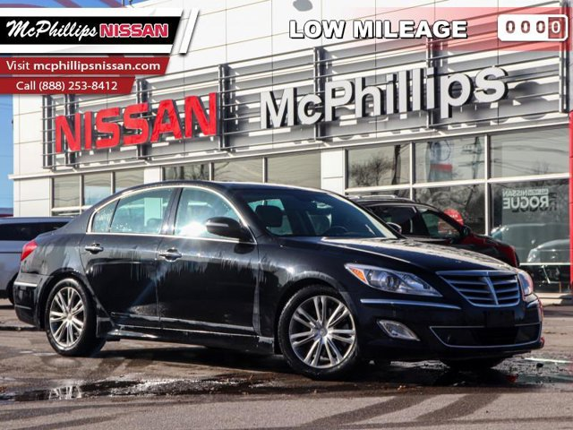 2013 Hyundai Genesis Sedan w/Technology Pkg  Gas V6 3.8L/231 [10]