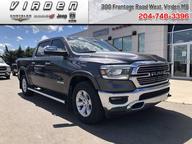 2019 Ram 1500 Laramie Laramie 4x4 Crew Cab 5'7″ Box Regular Unleaded V-8 5.7 L/345 [4]